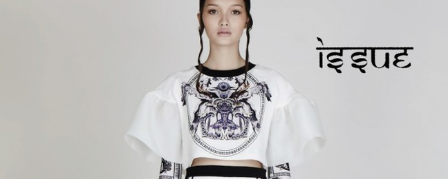 Issue is a Thai brand that combines the Buddhist philosophy in fashion designing