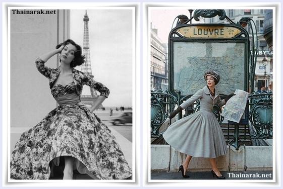 Vintage in Paris