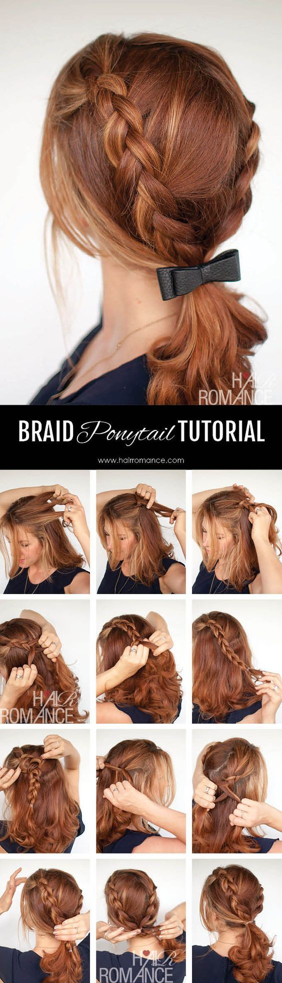 How to : 100 ทรงผมสวยไม่ซ้ำ พร้อมขั้นตอนการทำแบบ Step by Step  100  Hairstyles in Easy Step by Step Pictorials
